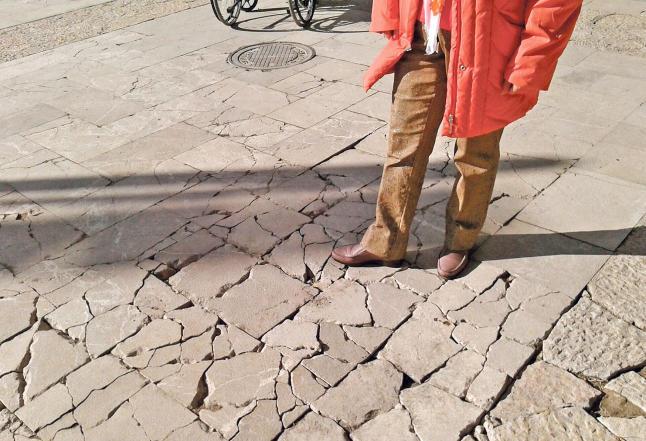 Caída en la calle, ¿es mi torpeza o es responsabilidad del ayuntamiento?