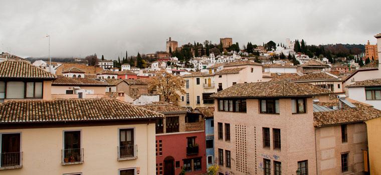 localización Ibañez Asociados despacho de abogados en Granada